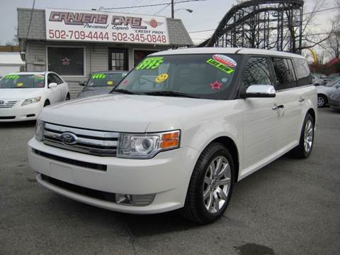 2009 Ford Flex for sale at Craven Cars in Louisville KY
