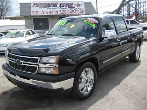2006 Chevrolet Silverado 1500 for sale at Craven Cars in Louisville KY