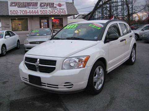 2008 Dodge Caliber for sale at Craven Cars in Louisville KY