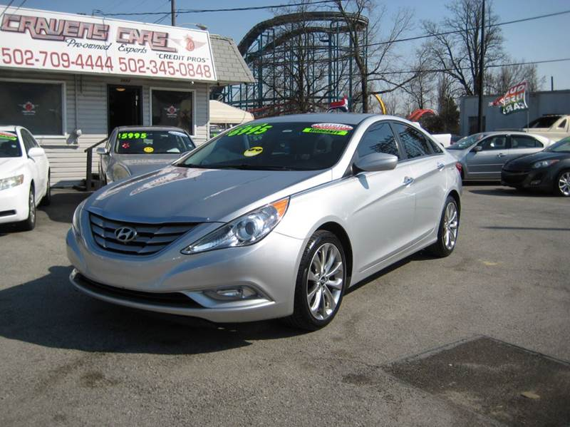2012 Hyundai Sonata for sale at Craven Cars in Louisville KY