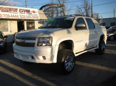 2008 Chevrolet Avalanche for sale at Craven Cars in Louisville KY