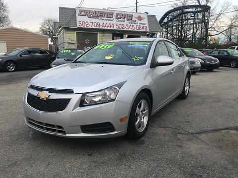 Chevrolet Cruze For Sale In Louisville Ky Craven Cars
