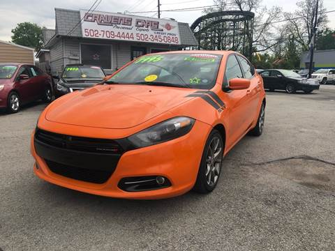 2014 Dodge Dart for sale in Louisville, KY