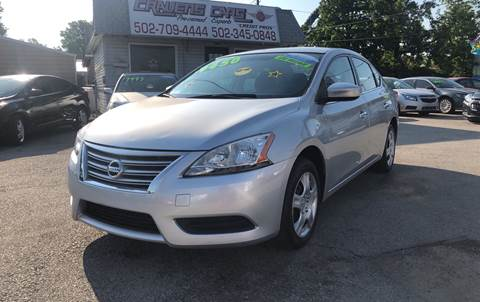 2015 Nissan Sentra for sale in Louisville, KY