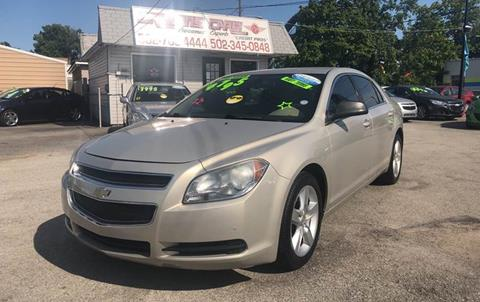 Cars For Sale In Louisville Ky >> 2010 Chevrolet Malibu For Sale In Louisville Ky
