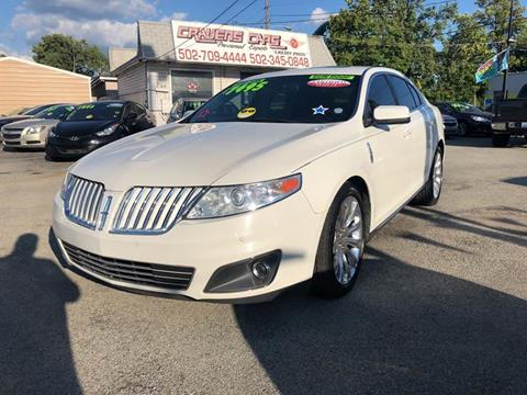 2009 Lincoln MKS for sale at Craven Cars in Louisville KY