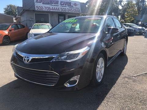 2014 Toyota Avalon for sale at Craven Cars in Louisville KY