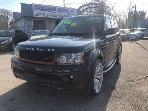 2011 Land Rover Range Rover Sport for sale in Louisville, KY