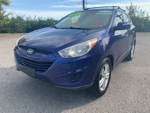 2012 Hyundai Tucson for sale at Craven Cars in Louisville KY