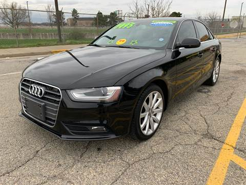 2013 Audi A4 for sale at Craven Cars in Louisville KY