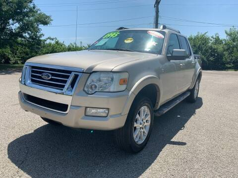 2007 Ford Explorer Sport Trac for sale at Craven Cars in Louisville KY