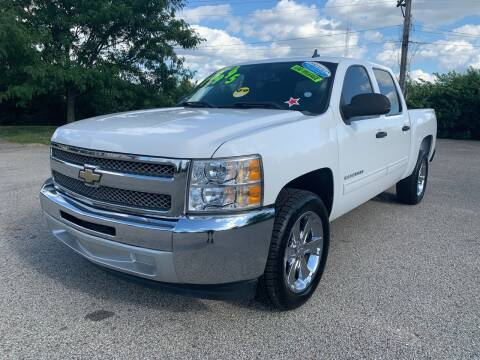 2013 Chevrolet Silverado 1500 for sale at Craven Cars in Louisville KY