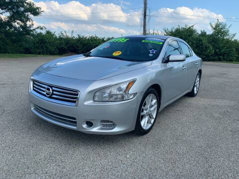 2014 Nissan Maxima for sale at Craven Cars in Louisville KY
