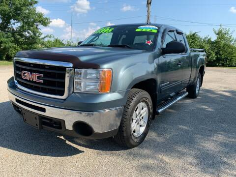 2009 GMC Sierra 1500 for sale at Craven Cars in Louisville KY