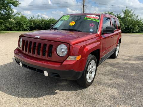 2013 Jeep Patriot for sale at Craven Cars in Louisville KY
