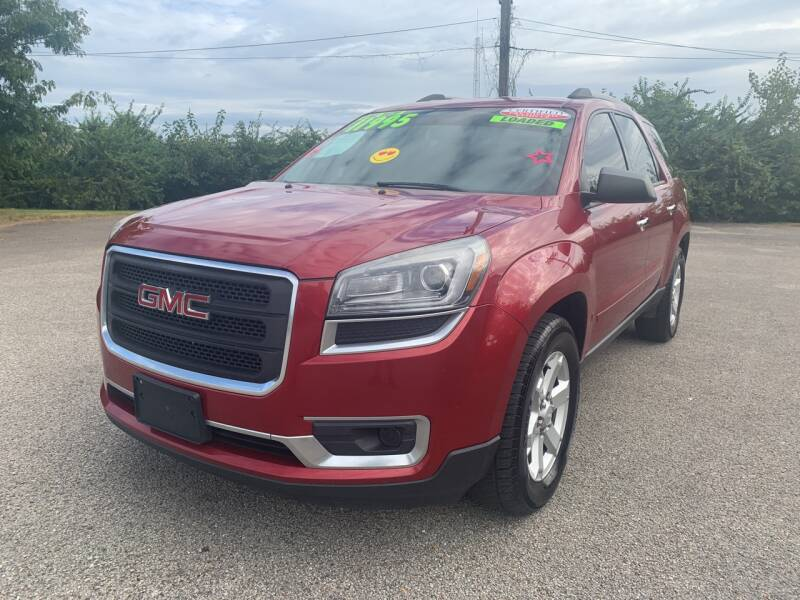 2013 GMC Acadia for sale at Craven Cars in Louisville KY