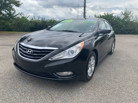 2013 Hyundai Sonata for sale at Craven Cars in Louisville KY