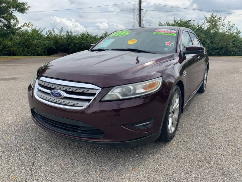 2011 Ford Taurus for sale at Craven Cars in Louisville KY