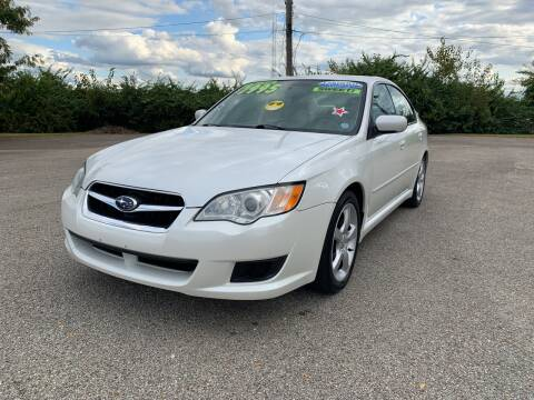 2009 Subaru Legacy for sale at Craven Cars in Louisville KY