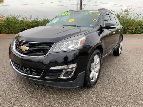 2016 Chevrolet Traverse for sale at Craven Cars in Louisville KY