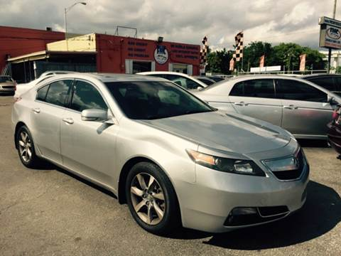 2012 Acura TL for sale in Miami, FL