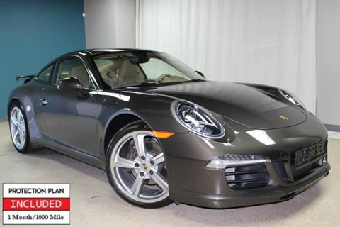 2013 Porsche 911 For Sale In West Chester PA