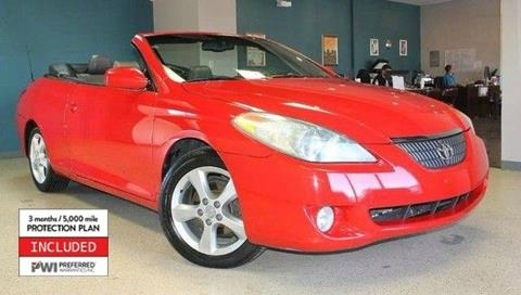 2005 Toyota Camry Solara for sale in West Chester, PA