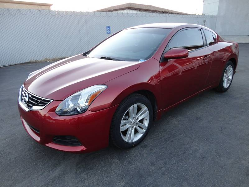 2013 nissan altima 2 5 s 2dr coupe in spring valley ca autoplus of san diego. Black Bedroom Furniture Sets. Home Design Ideas