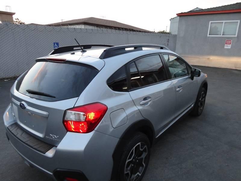 2015 Subaru XV Crosstrek AWD 2.0i Premium 4dr Crossover CVT - Spring Valley CA