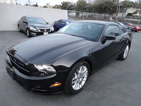 2014 Ford Mustang for sale at AutoPlus of San Diego in Spring Valley CA