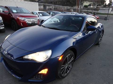 2014 Scion FR-S for sale at AutoPlus of San Diego in Spring Valley CA