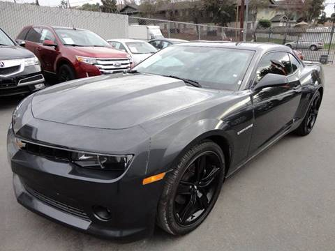 2014 Chevrolet Camaro for sale at AutoPlus of San Diego in Spring Valley CA