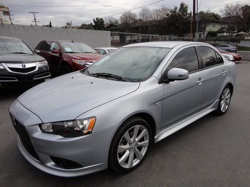 2015 Mitsubishi Lancer GT 4dr Sedan CVT - Spring Valley CA