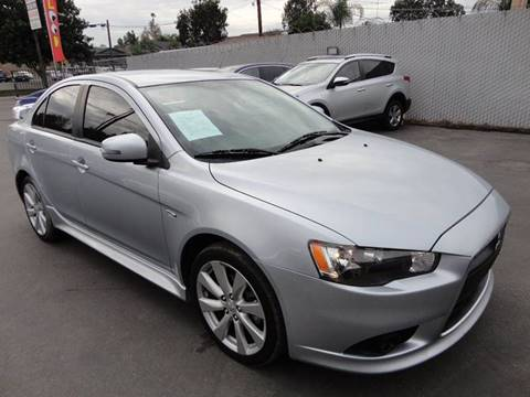 2015 Mitsubishi Lancer for sale at AutoPlus of San Diego in Spring Valley CA