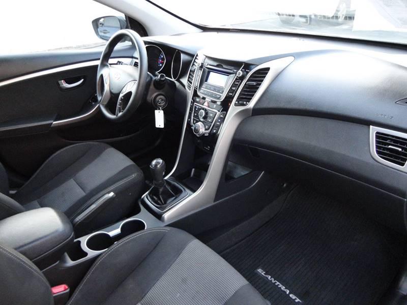 2014 Hyundai Elantra GT 4dr Hatchback 6M - Spring Valley CA