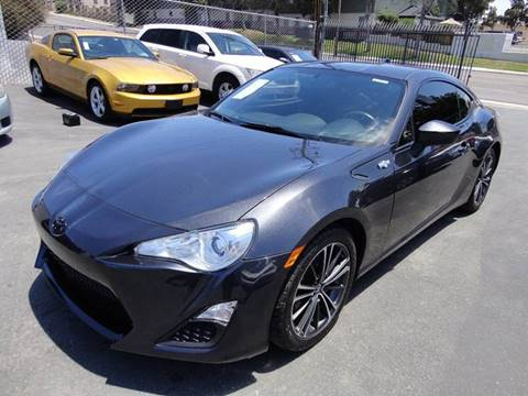 2015 Scion FR-S for sale at AutoPlus of San Diego in Spring Valley CA