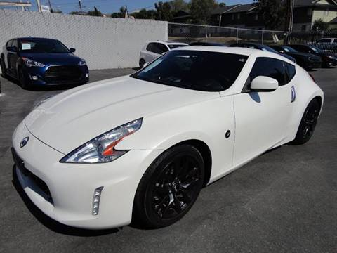 2015 Nissan 370Z for sale at AutoPlus of San Diego in Spring Valley CA
