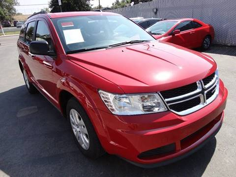 2017 Dodge Journey for sale at AutoPlus of San Diego in Spring Valley CA