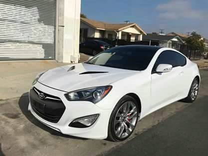 2016 Hyundai Genesis Coupe >> 2016 Hyundai Genesis Coupe For Sale In Spring Valley Ca