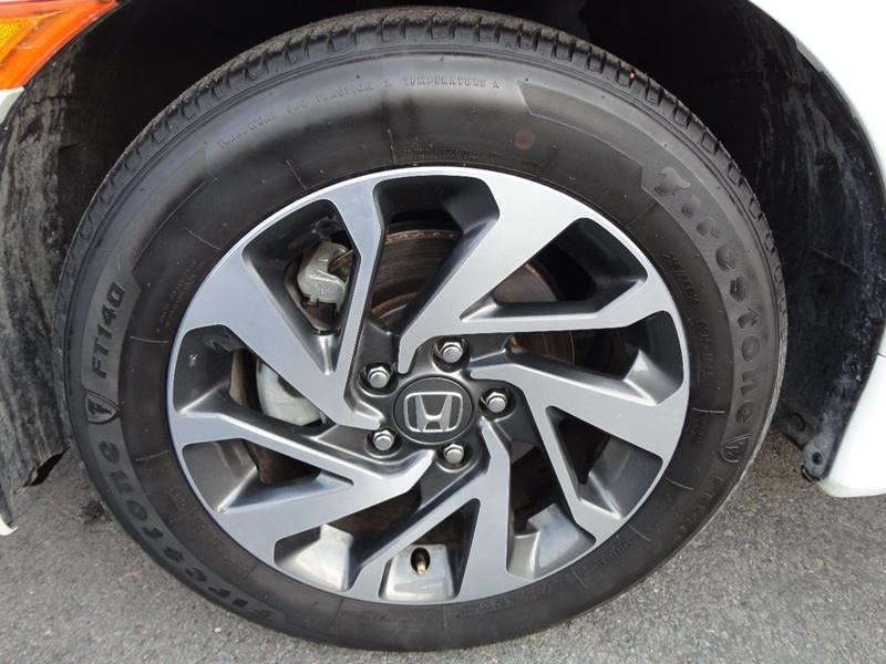 2016 Honda Civic EX 4dr Sedan - Spring Valley CA