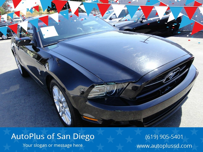 2013 Ford Mustang V6 Premium 2dr Fastback In Spring Valley