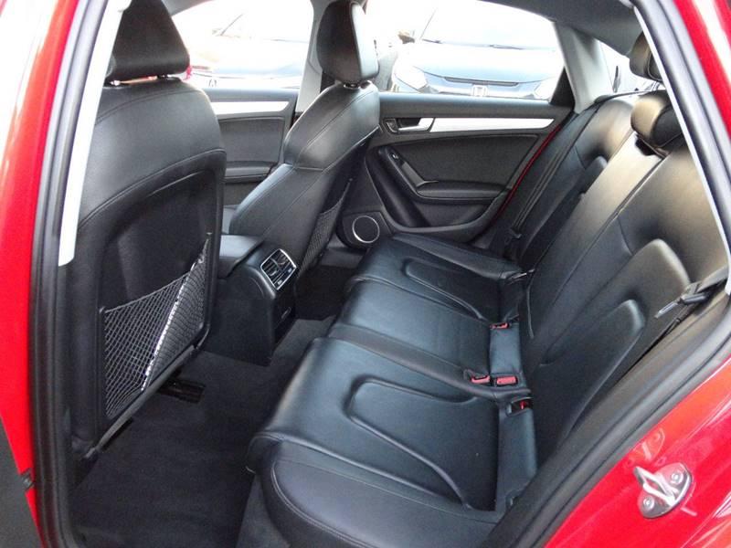 2016 Audi A4 2.0T Premium Plus 4dr Sedan - Spring Valley CA