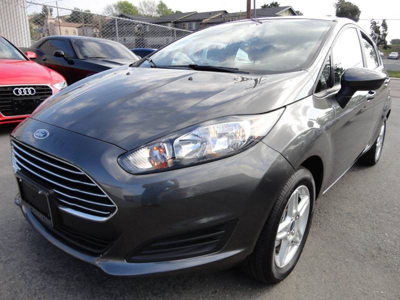 2018 Ford Fiesta SE 4dr Hatchback - Spring Valley CA
