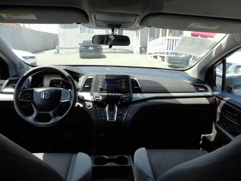 2018 Honda Odyssey LX 4dr Mini-Van - Spring Valley CA