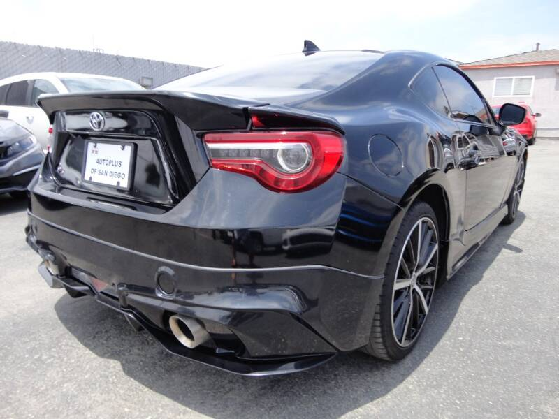 2019 Toyota 86 GT 2dr Coupe 6M - Spring Valley CA