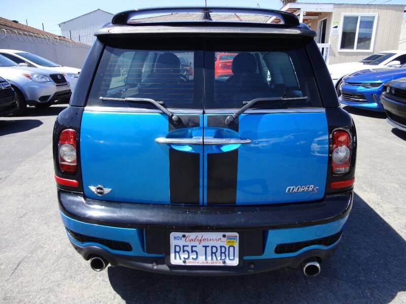 2010 MINI Cooper Clubman S 3dr Wagon - Spring Valley CA