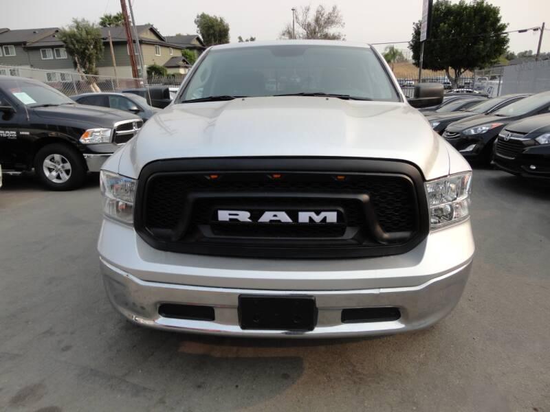 2019 RAM Ram Pickup 1500 Classic 4x4 SLT 4dr Crew Cab 6.3 ft. SB Pickup - Spring Valley CA