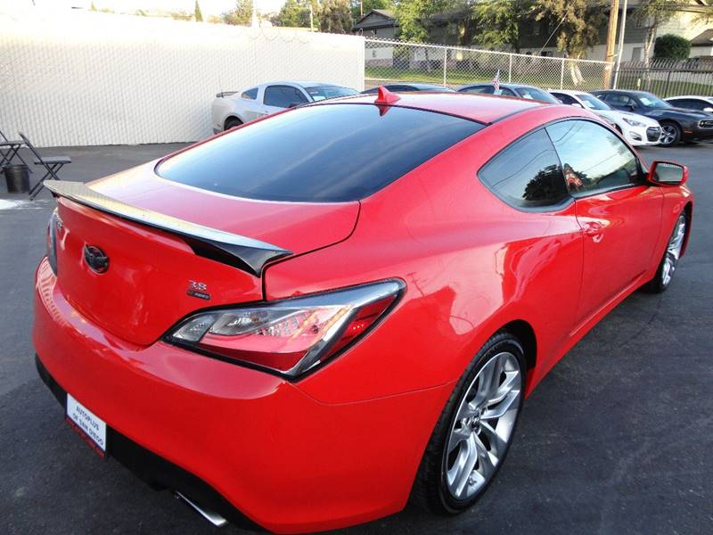 2013 Hyundai Genesis Coupe 3.8 R-Spec 2dr Coupe - Spring Valley CA