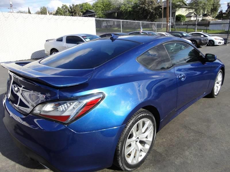2014 Hyundai Genesis Coupe 2.0T 2dr Coupe 8A - Spring Valley CA