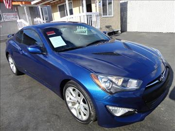 2014 Hyundai Genesis Coupe for sale in Spring Valley, CA